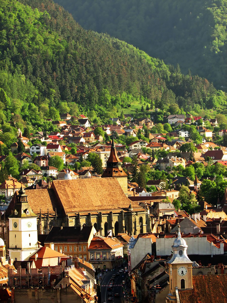 1. The Beautiful Brasov