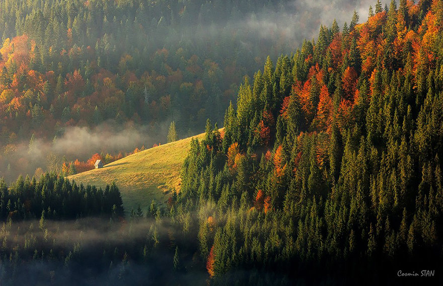 4. Apuseni Mountains
