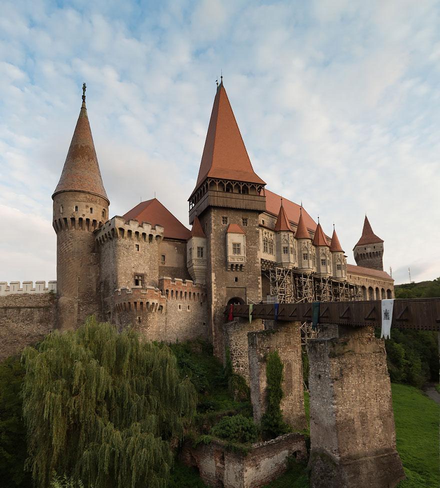 9. Corvin Castle