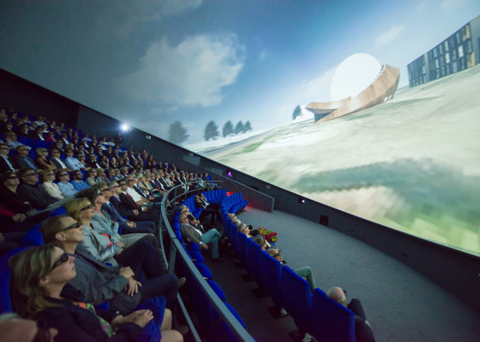 11. Infoversum Theatre