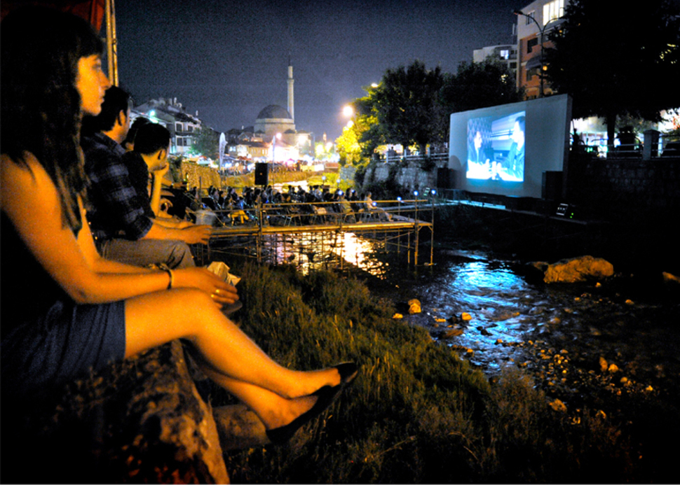 12. Riverbad Cinema, Prizren