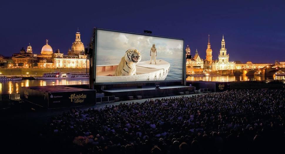15. Filmnachte Am Elbufer, Dresden