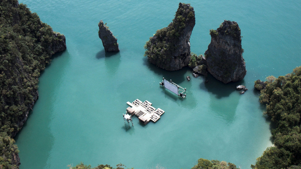 19. Floating Archipelago Cinema, Yao Noi
