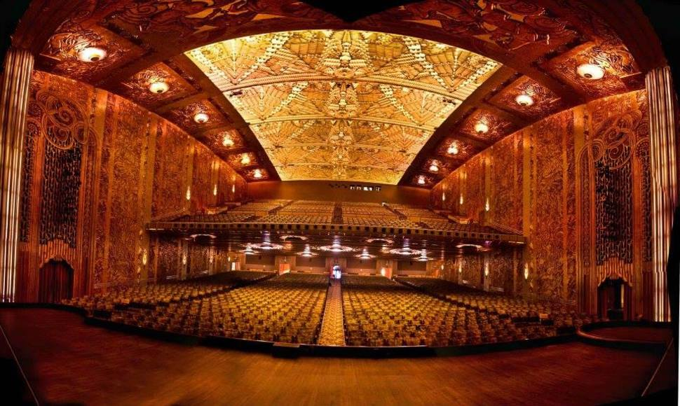 3. Paramount Theatre of the Arts, California