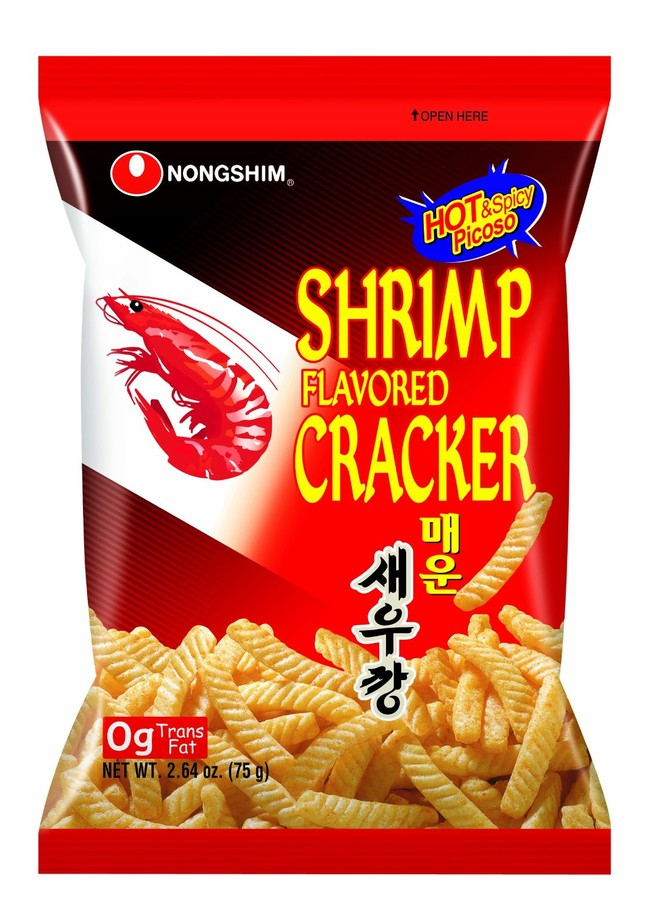 5. Shrimp Crackers