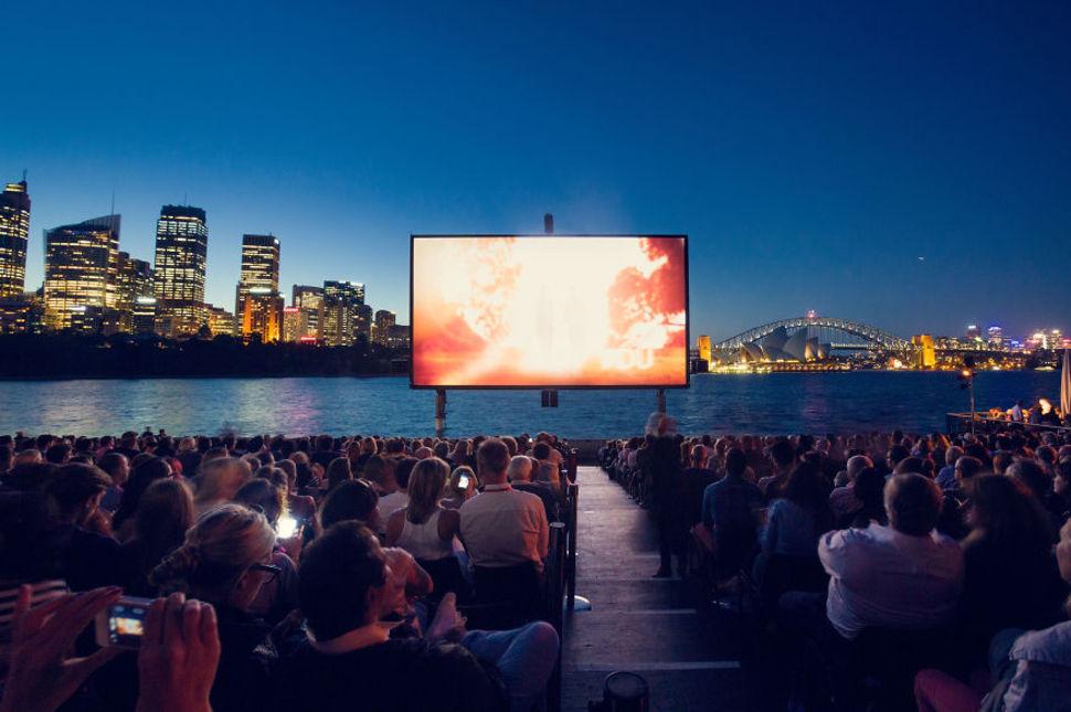 5. St. George Openair Cinema, Sydney
