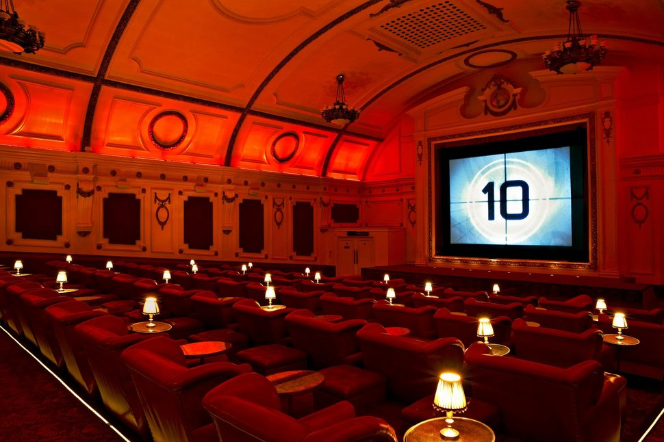 8. Electric Cinema, London