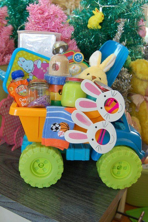 17 creative and amazing diy easter basket ideas for this year baby easter baskets negle Choice Image