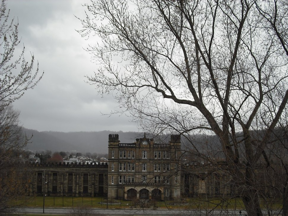 16. West Virginia State Penitentiary