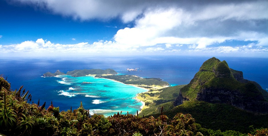 18. Lord Howe Island in Australia