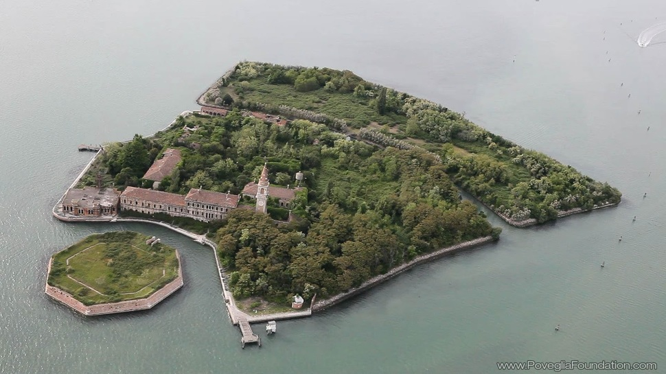 18. Plague Island in Italy