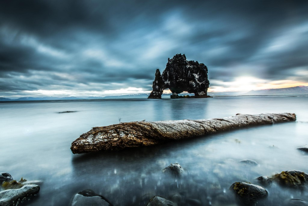 2. Hvitserkur – North Iceland