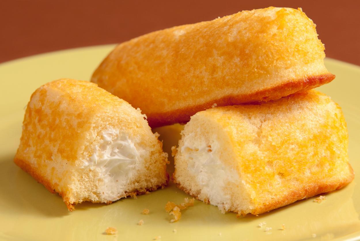 22. Twinkies
