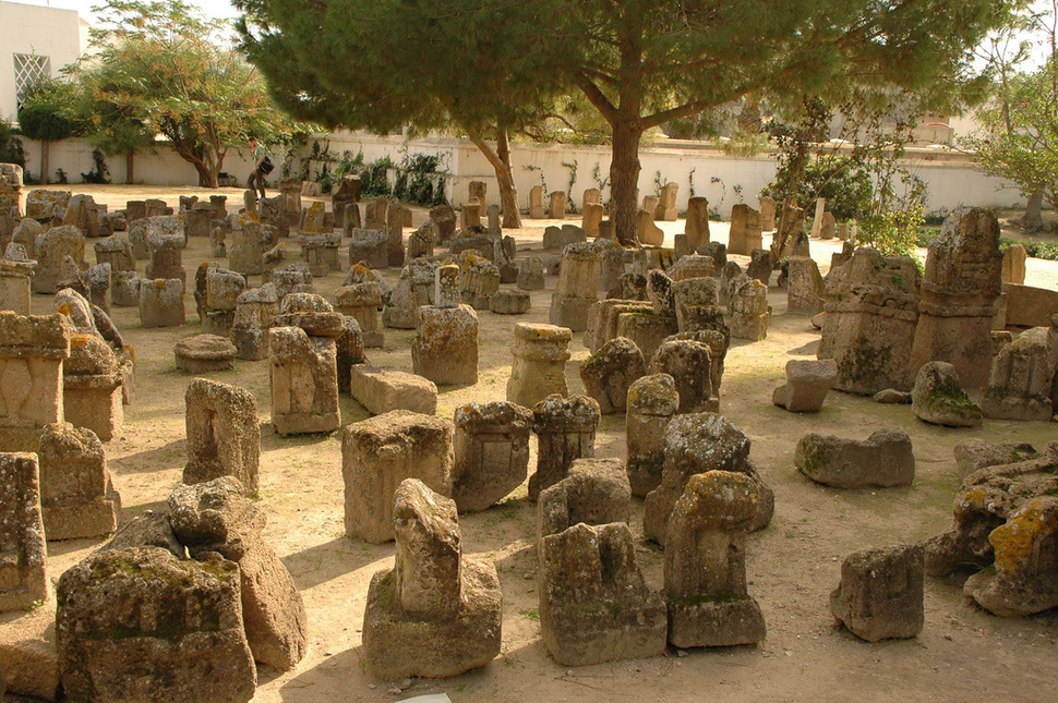 24. Sanctuary of Tophet in Tunisia