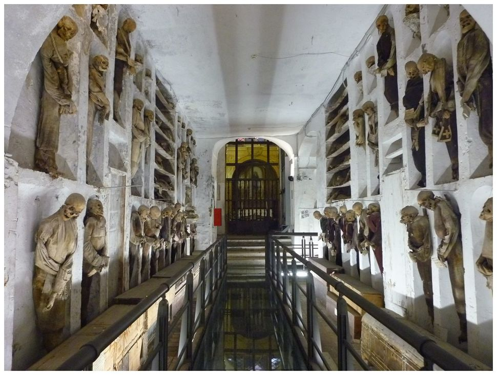 26. Capuchin Catacombs of Palermo, Italy