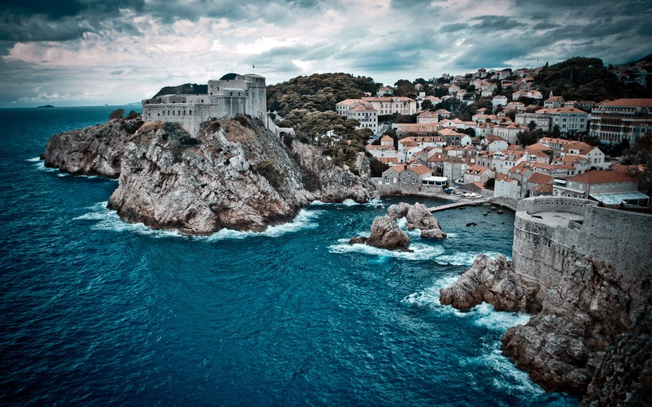 7. Dubrovnik in Croatia