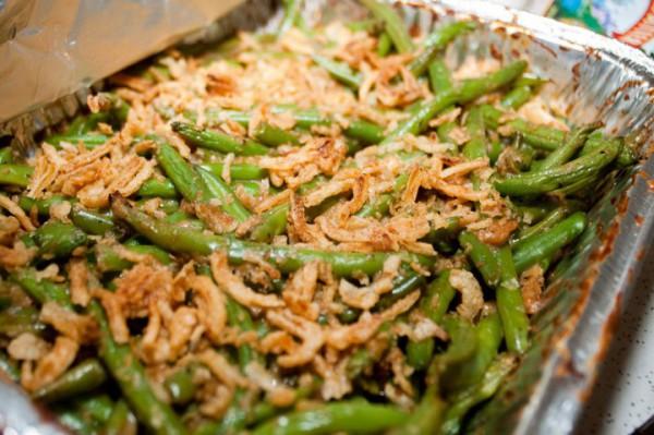 8. Green Bean Casserole