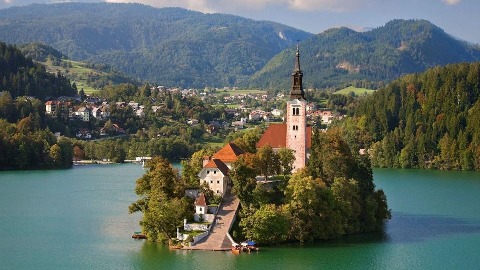 1. Bled, Slovenia