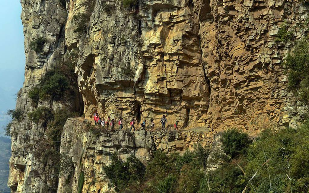 1. Gulu, South West China