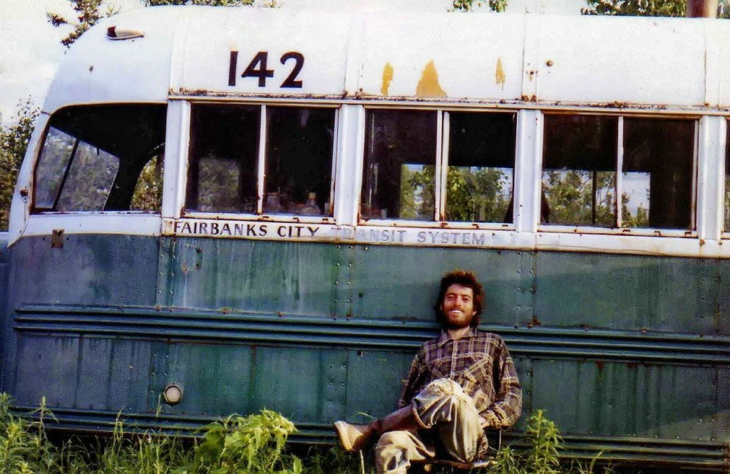 1. Self portrait of Chris McCandless taken days before his death as he wandered the Alaskan wilderness