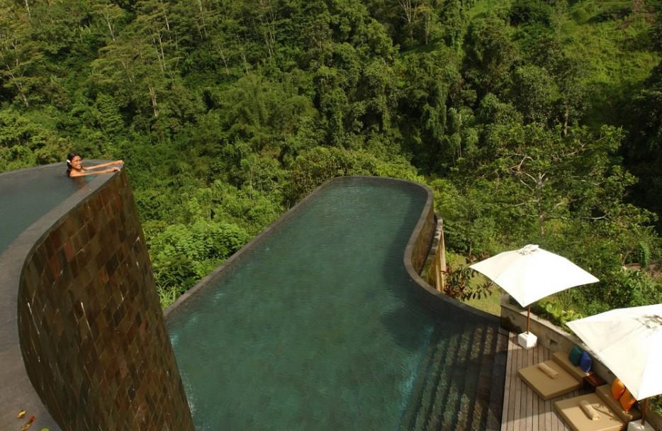 1. Ubud Hanging Gardens Hotel in Bali