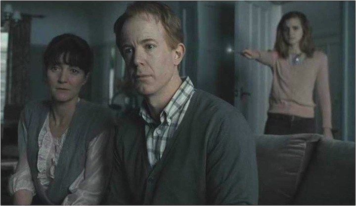 10. Michelle Fairely or Catelyn Stark has played Mrs. Granger in Harry Potter and The Deathly Hallows
