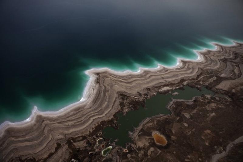 11. Dead Sea - 50 Years
