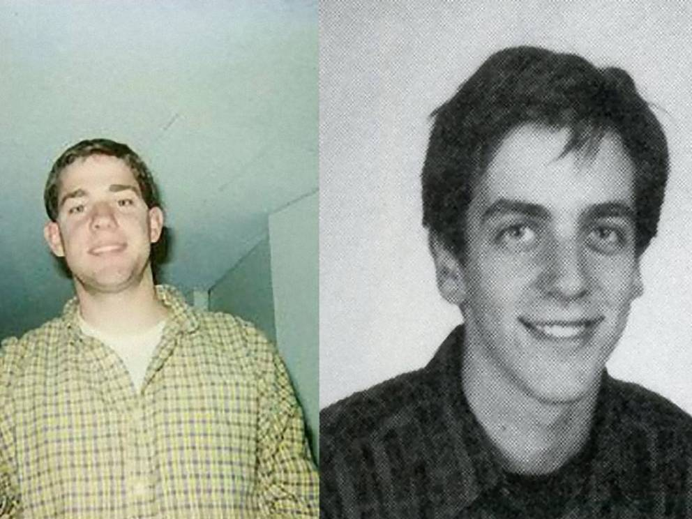 11. John Krasinski And B.J. Novak