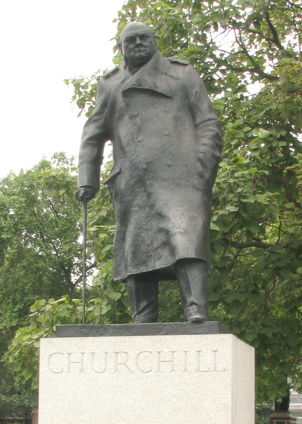 12. Winston Churchill