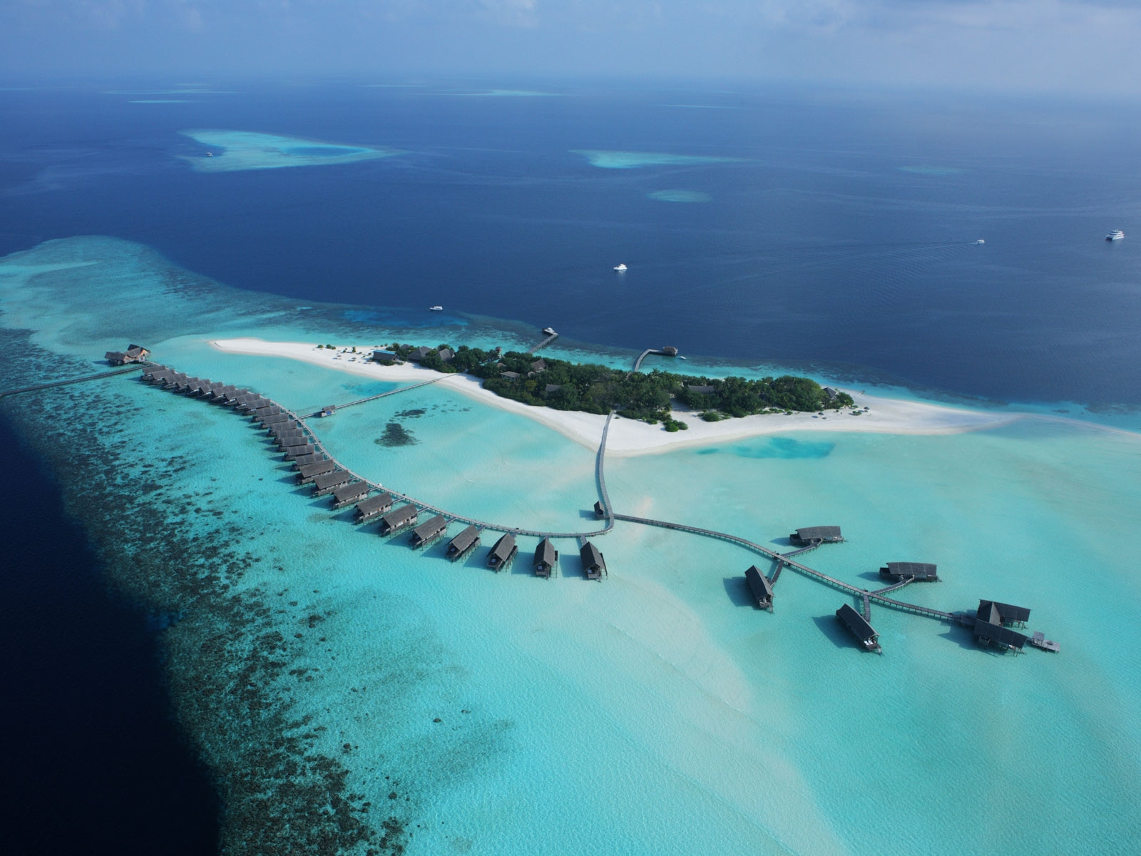 13. Cocoa Island Resort, Maldives
