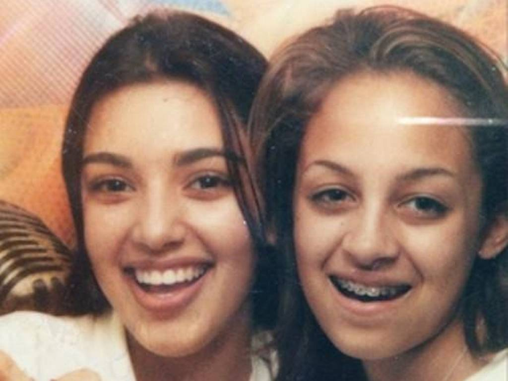 13. Kim Kardashian And Nicole Richie