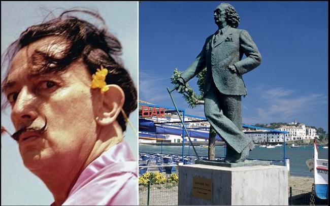 13. Salvador Dali