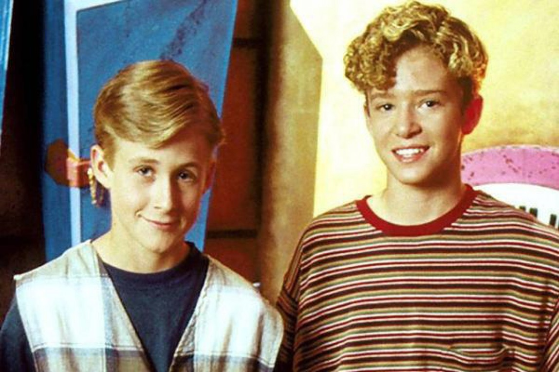 14. Justin Timberlake And Ryan Gosling