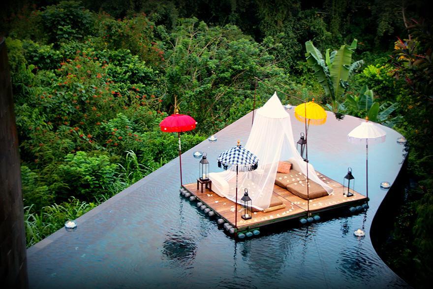 14. Ubud Hanging Gardens, Bali