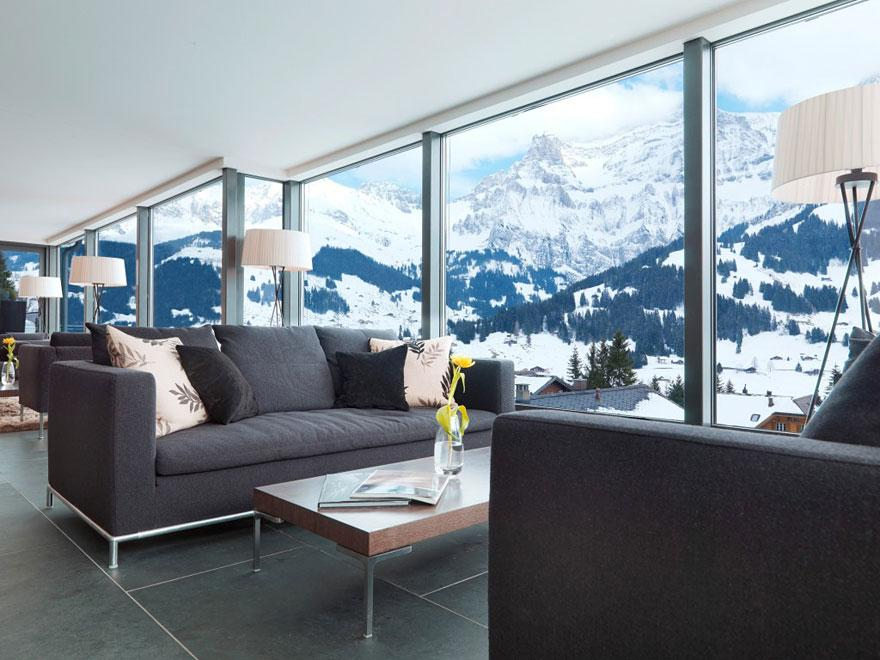 19. Cambrian Hotel, Switzerland
