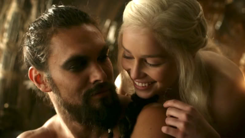 2. Dothraki language is fictional and was created for this show