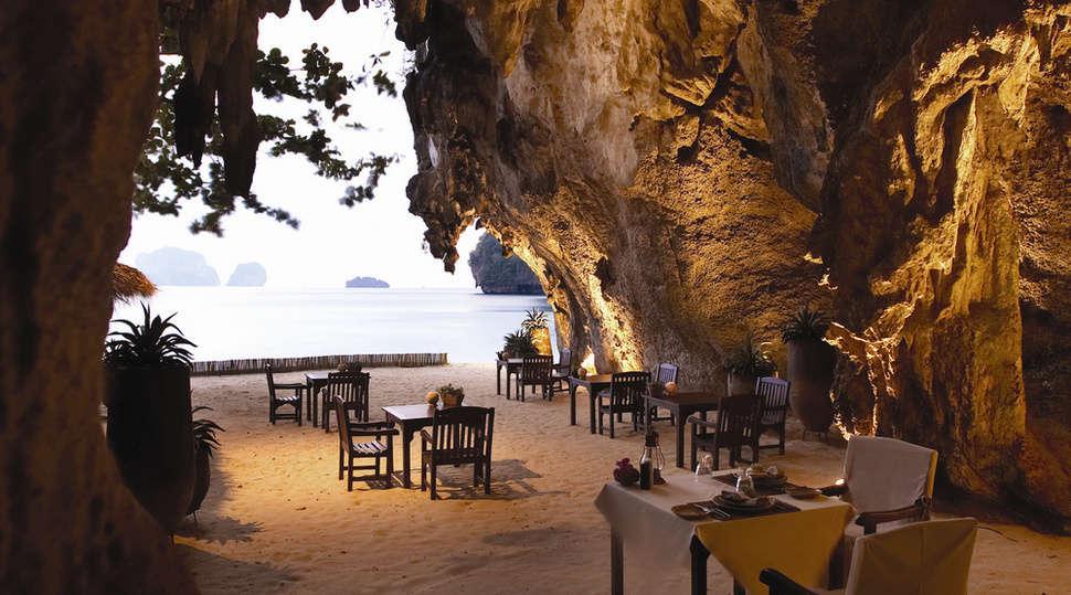 2. Rayavadee Resort, Thailand
