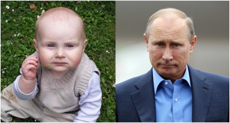 2. Vladimir Putin