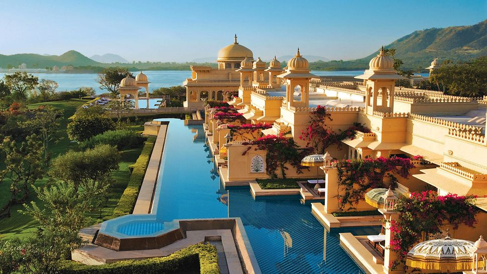 25. The Oberoi Udaivilas, India