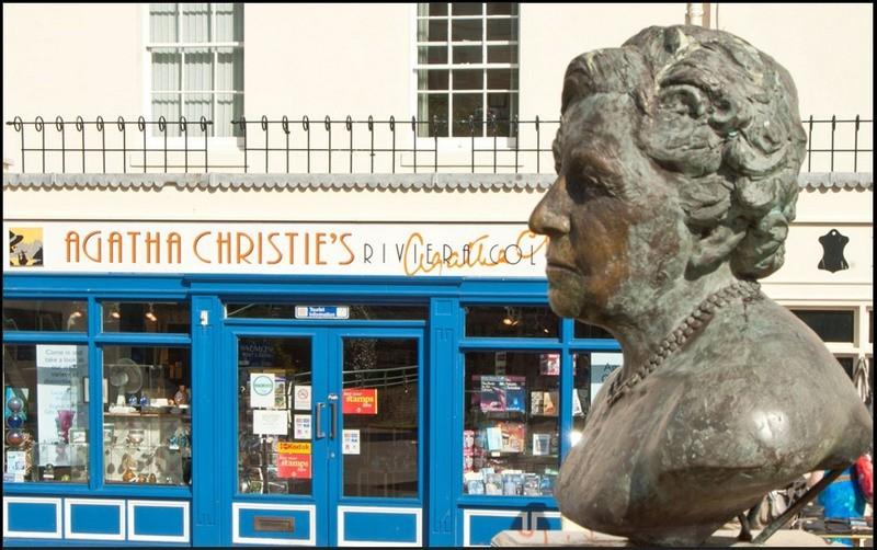 3. Agatha Christie
