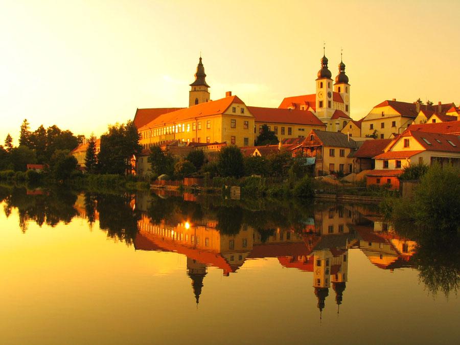 4. Telč, Czech Republic