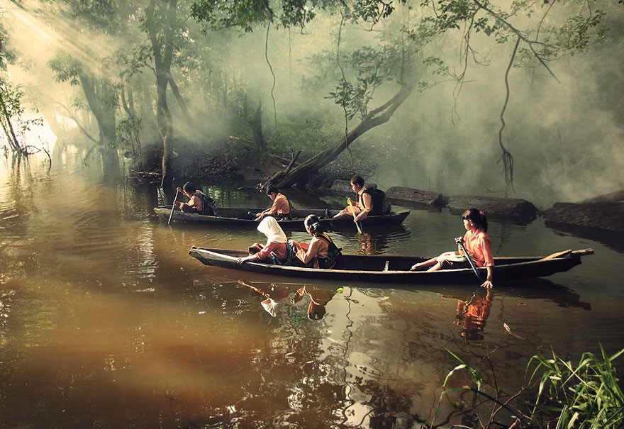 6. Riau, Indonesia
