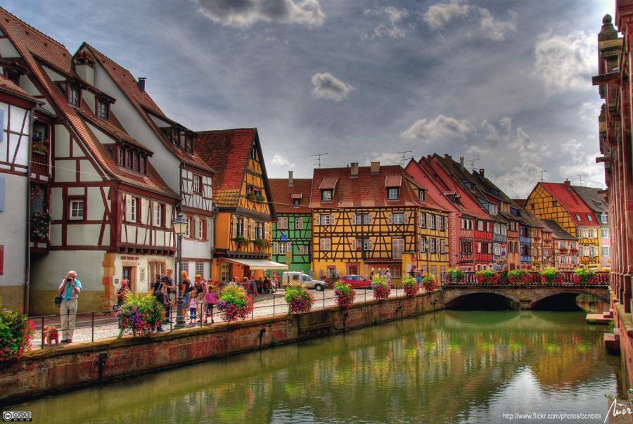 7. Colmar, France