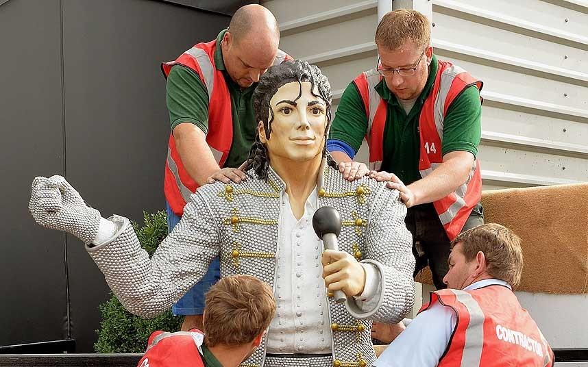 7. Michael Jackson