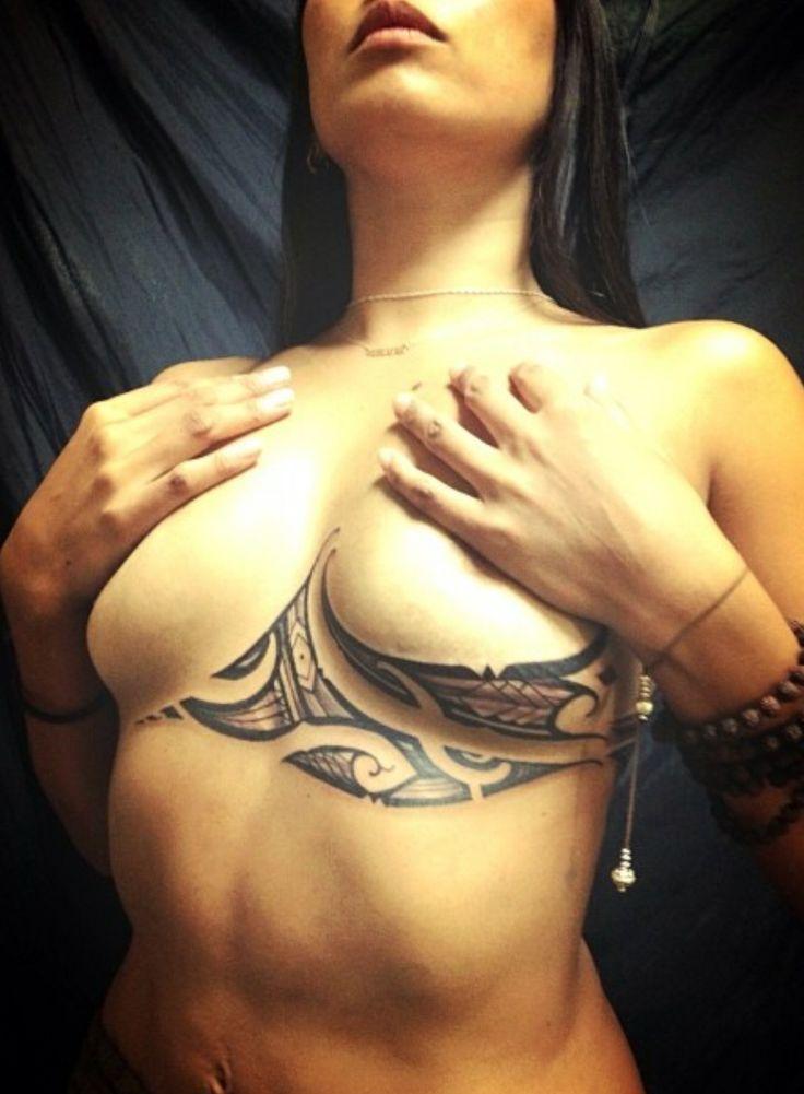 Sexy tattos on boobs