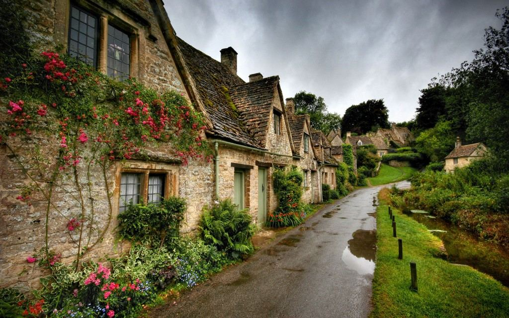 8. Bibury, England