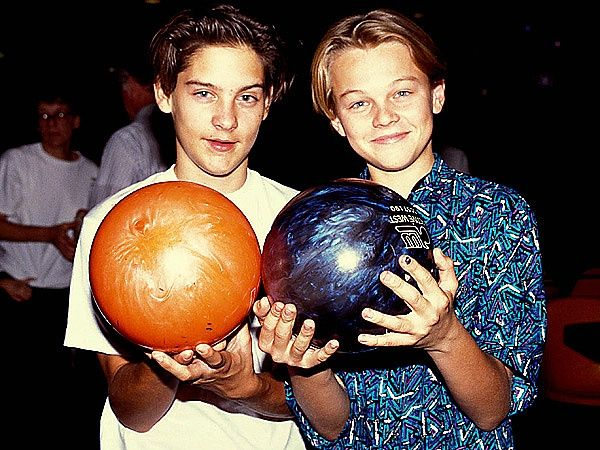 9. Tobey Maguire And Leonardo DiCaprio