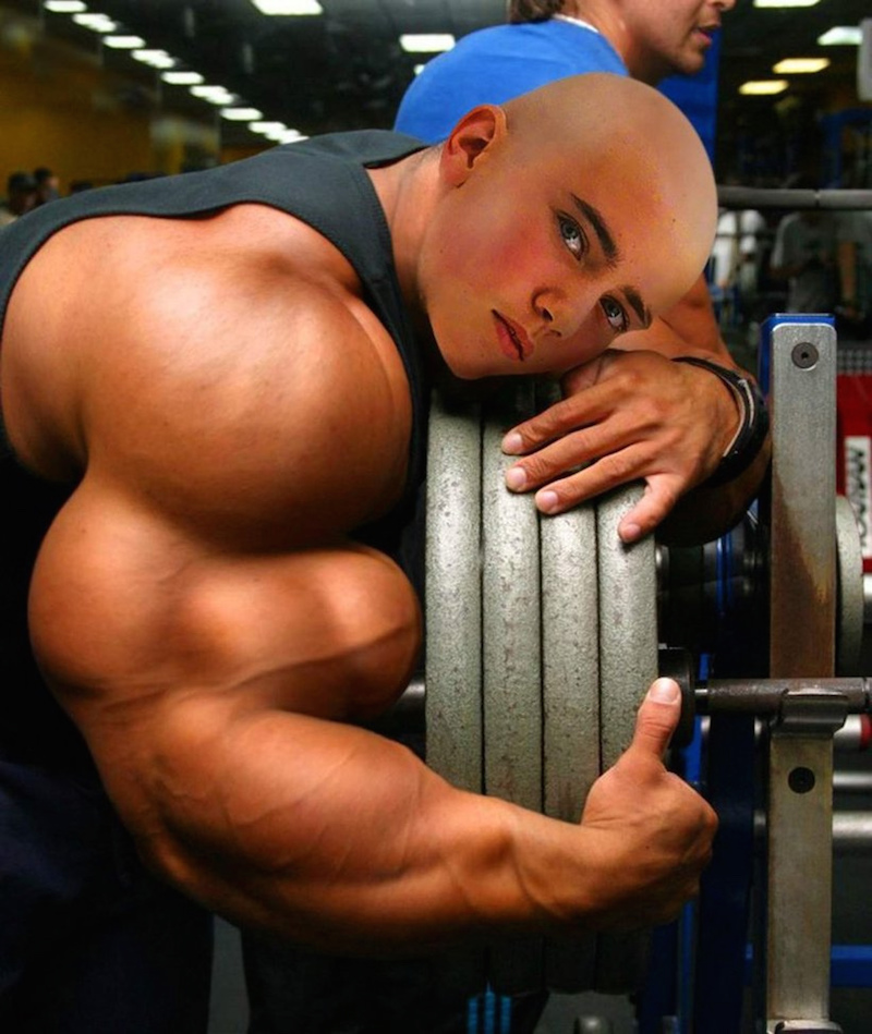 5 Things You Should Know When You Date a Girl on Steroids