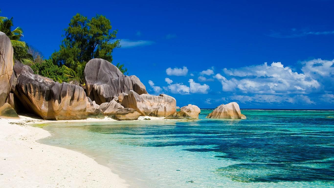 14. Anse Lazio, Seychelles Islands
