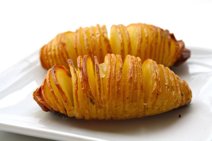 15. Just try Hasselback potatoes and thank us latter